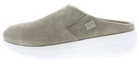 Fitflop Loaff Suede Clog