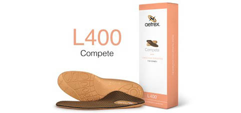 Aetrex l400w dames voetbed