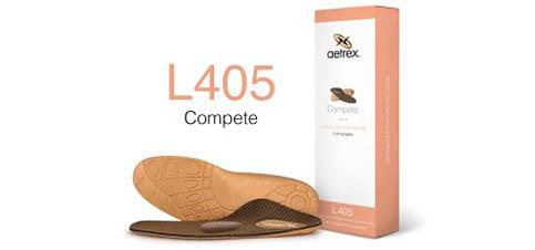 Aetrex l405w dames voetbed